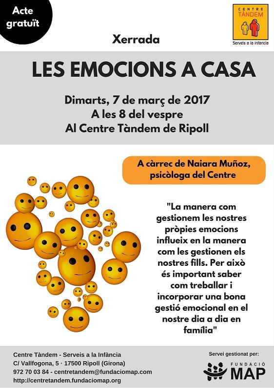 Xerrada Les emocions a casa 7 de març web