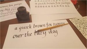 Cal·ligrafia i Lettering-1